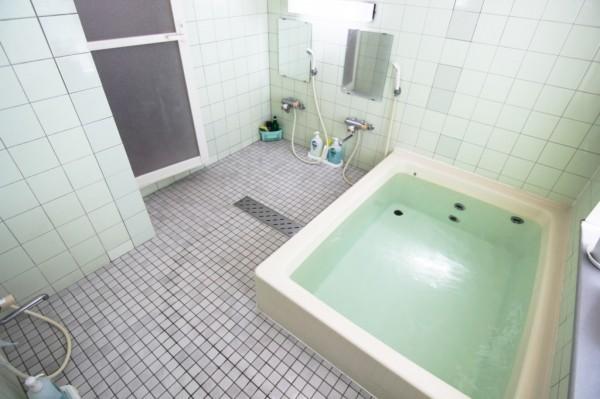 きよみ荘の浴場1
