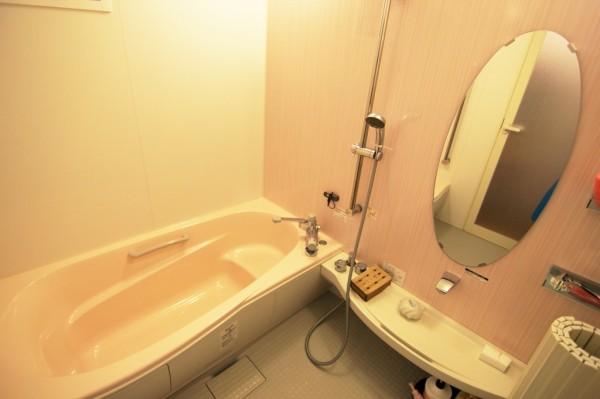 きよみ荘の浴室2